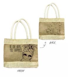 海灘風手提袋