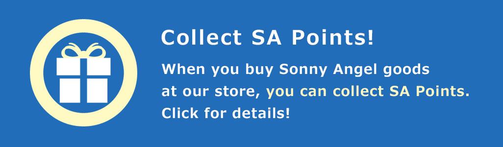 Collect SA Points!